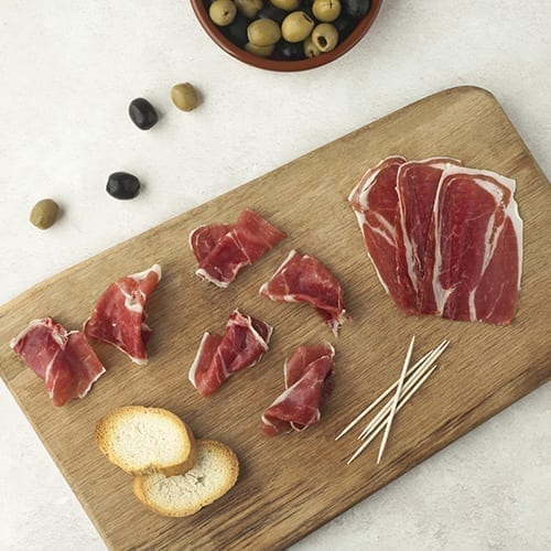 Paleta Iberico Bellota Sliced